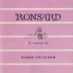 Pierre de Ronsard - Poezii ( CELE MAI FRUMOASE POEZII )