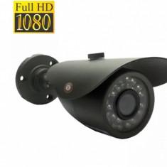 Camera bullet FullHD AHD/HDTVI/HDCVI,2.0MP,IR 20m,Lentila 3.6mm, Exterior, Cu fir, Color