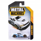Masinuta Metal Machines White Fang, 1:64, Alb