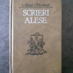 ALEXEI MARINAT - SCRIERI ALESE (1991, editie cartonata)
