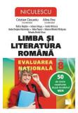 Limba şi literatura română. Evaluarea naţională. 50 de teste rezolvate după modelul MEN