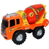 Camion cu betoniera de jucarie