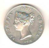 SV * Anglia RETRO CROWN 1897 * ARGINT * Regina Victoria +/- UNC, Asia