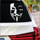 Anonymous Model 1 - Stickere Auto-Cod:MOV-242-Dim : 20 cm. x 13.4 cm.