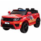 Cumpara ieftin Masinuta Electrica SUV Police Red, Chipolino
