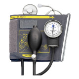 Cumpara ieftin Tensiometru mecanic Little Doctor LD 71A, profesional, stetoscop atasat, manometru din metal