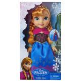 Papusa Frozen toddler cu rochie noua, Anna