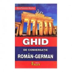Ghid de Conv. Roman-German cu C.D. - Alina Boutiuc