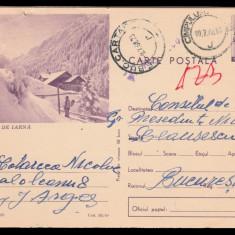 1968 Carte postala rara catre Nicolae Ceausescu, plangere din Campulung Muscel