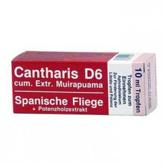 Cantharis D6 Afrodisiac Spanish Fly