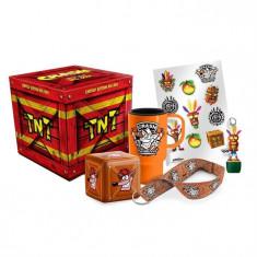 Set Crash Bandicoot Universe Big Box