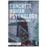 Concrete Human Psychology - Wolff-Michael Roth