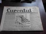 Ziarul Curentul , director Pamfil Seicaru , 17 mai nr.1898/1933
