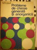 Probleme de chimie generală și anorganica, M. Iusut, 1981