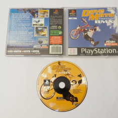 Joc Sony Playstation 1 PS1 PS One - Dave Mira Freestyle BMX