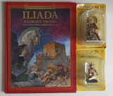 Iliada, Odiseea, Eneida, Metamorfoze + 8 figurine mitologia greacă+ film