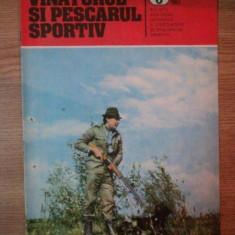 REVISTA ''VANATORUL SI PESCARUL SPORTIV'', NR. 8 AUGUST 1983