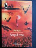 Sorgul Rosu- Mo Yan