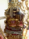 Consola cu oglinda,stil baroc/rococo/Ludovic,veceh,sec 19,peste 2,5m inaltime, 1800 - 1899