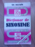Dictionar de sinonime - GH. BULGAR