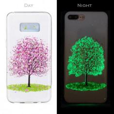 Husa SAMSUNG Galaxy S8 Plus - Glowing (Tree)