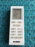 Telecomanda aer conditionat Alaska,  reper telecomanda  MAC 12010