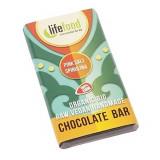 Cumpara ieftin Ciocolata MINi cu spirulina si sare de Himalaya raw eco, 15g