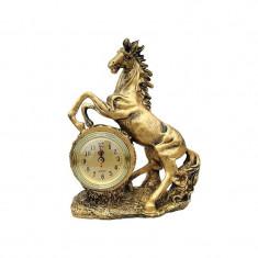 Figurina Cal cu ceas 21x27 cm