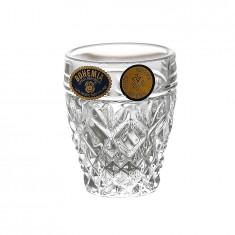 Set 6 Pahare Tuica din Cristal de Bohemia,Cod Produs:45