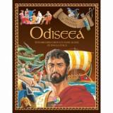 Odiseea. Intoarcerea eroului Ulise acasa, pe insula Itaca/Homer, Corint, 2018