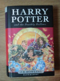 HARRY POTTER AND THE DEATHLY HALLOWS de J.K. ROWLING , 1996