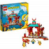 LEGO Minions Lupta Kung Fu a Minionilor 75550