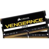 Memorie notebook Vengeance 32GB (2 x 16GB) DDR4 SODIMM 3000MHz CL16, Corsair