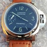 Ceas mecanic replică Luminor Marina Panerai 44 mm mecanism Unitas 6497, Mecanic-Manual