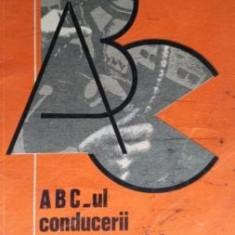 ABC-ul conducerii autoturismului-Gabriel Paparizu