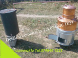 Instalatie Noua pt Tuica.Cazan de Cupru.60 lt+Toate Accesori, Kidzzcast