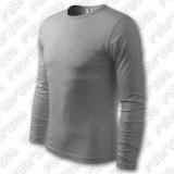 Tricou mânecă lungă Slim FIT - bumbac 100%