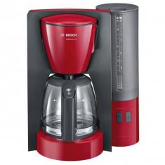 Cafetiera Bosch TKA6A044 1.2 litri Anti-picurare Oprire automata Rosu