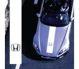 Sticker capota Honda (v2)