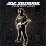 JOE SATRIANI STRANGE BEAUTIFUL MUSIC (CD)