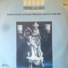 Haydn - Simfoniile nr. 95 si 104 (Vinil)