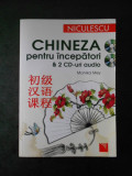 MONIKA MEY - CHINEZA PENTRU INCEPATORI & 2 CD-uri audio