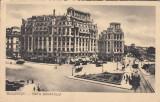 Carte Postala Bucuresti - Piata Senatului, Circulata, Printata