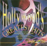 CD Various ‎– Hollywood's Greatest Hits ,original