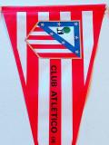 Fanion fotbal - ATLETICO de MADRID (Spania)