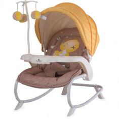 Balansoar Dream Time 2018 Beige & Yellow My Baby