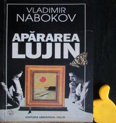 Apararea Lujin Vladimir Nabokov foto