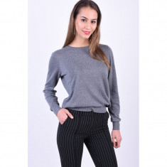Bluza Groasa Vero Moda Milda O-Neck Gri, L, M, XL