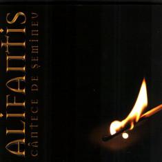 CD Alifantis – Cântece De Șemineu , original, holograma