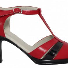 Pantofi dama retor Ninna Art 173